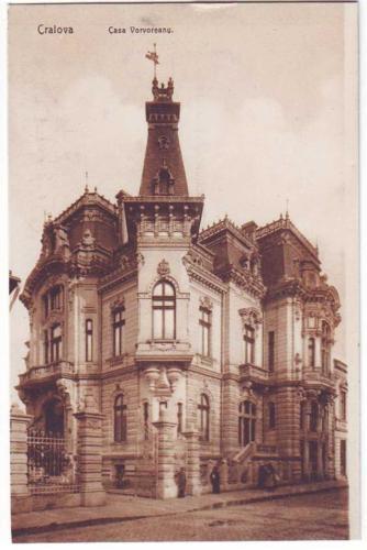 Imagini pentru Palatul Vorvoreanu