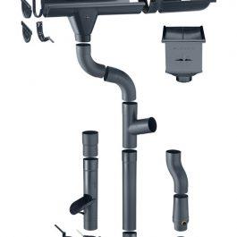 sistem pluvial rotund